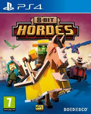 Echanger le jeu 8-Bit Hordes sur PS4
