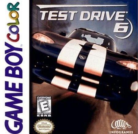 Echanger le jeu Test Drive 6 sur GAMEBOY