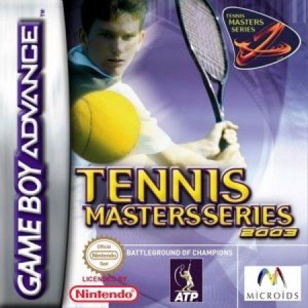 Echanger le jeu Tennis Masters Series 2003 sur GBA