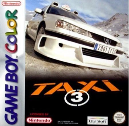 Echanger le jeu Taxi 3 sur GAMEBOY