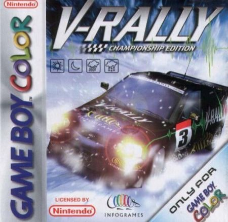 Echanger le jeu V-Rally sur GAMEBOY