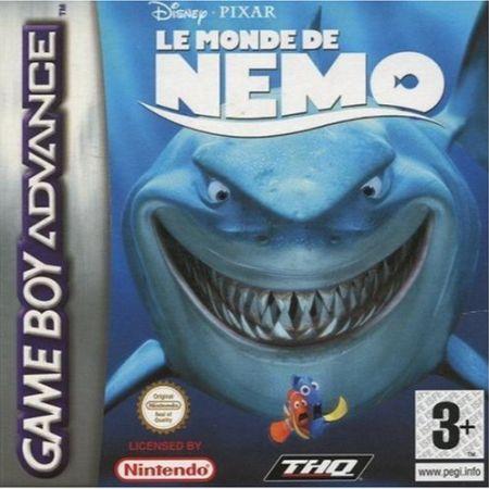 Echanger le jeu Le Monde de Nemo sur GBA