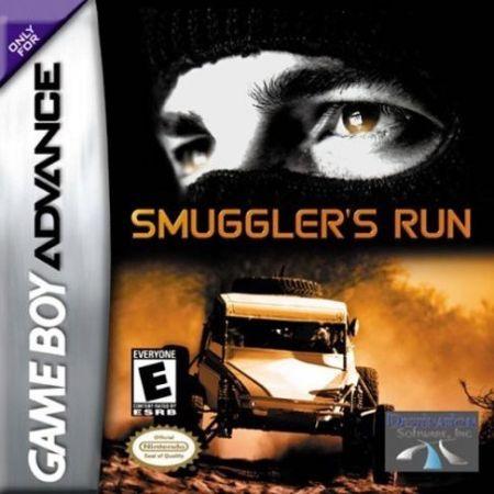 Echanger le jeu Smuggler's run sur GBA