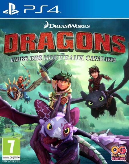 Echanger le jeu Dragons : L'Aube des Nouveaux Cavaliers sur PS4