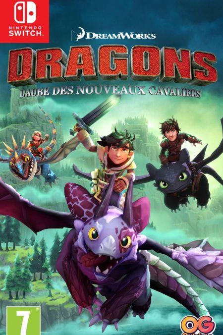 Echanger le jeu Dragons : L'Aube des Nouveaux Cavaliers sur Switch