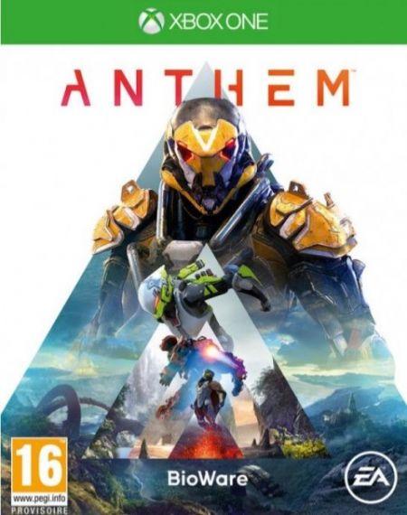 Echanger le jeu Anthem (XboxLive Gold Requis) sur Xbox One