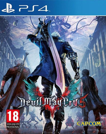 Echanger le jeu Devil May Cry 5 sur PS4