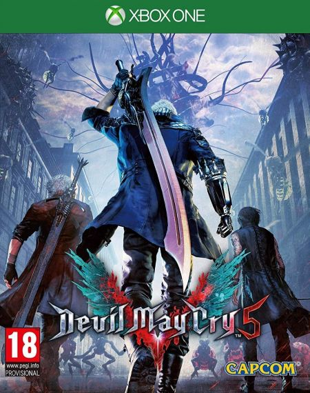 Echanger le jeu Devil May Cry 5 sur Xbox One