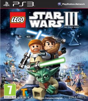 Echanger le jeu LEGO Star Wars 3 : La Guerre des Clones sur PS3