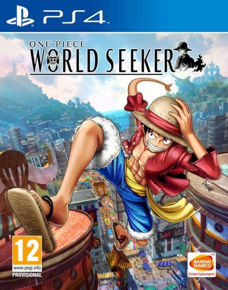 Echanger le jeu One Piece World Seeker sur PS4