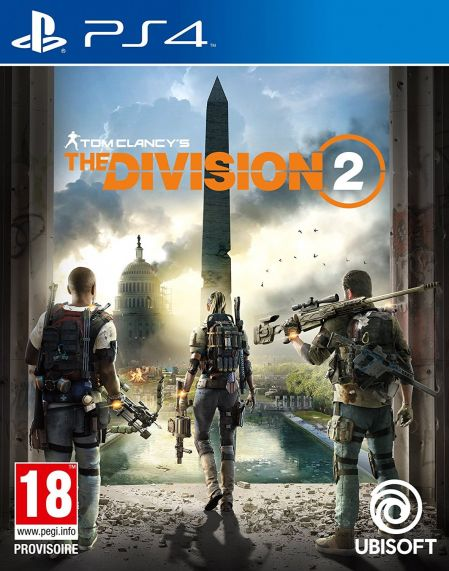Echanger le jeu Tom Clancy's The Division 2 (Connexion Internet Requise) sur PS4