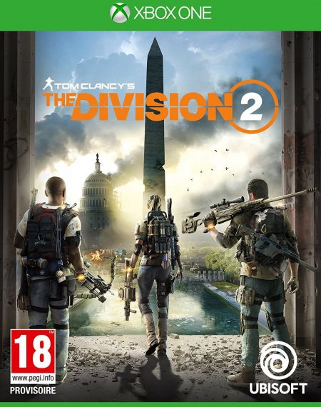 Echanger le jeu Tom Clancy's The Division 2 (Connexion Internet Requise) sur Xbox One
