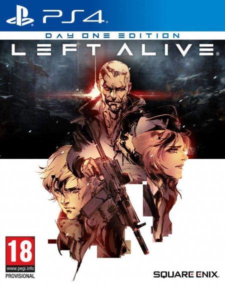 Echanger le jeu Left Alive sur PS4