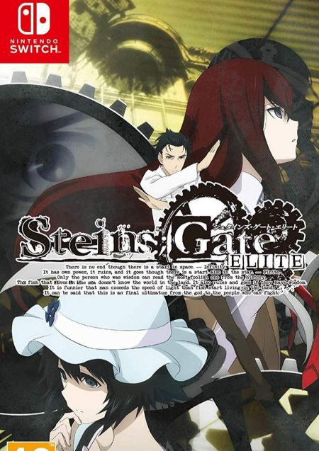 Echanger le jeu Steins; Gate Elite sur Switch
