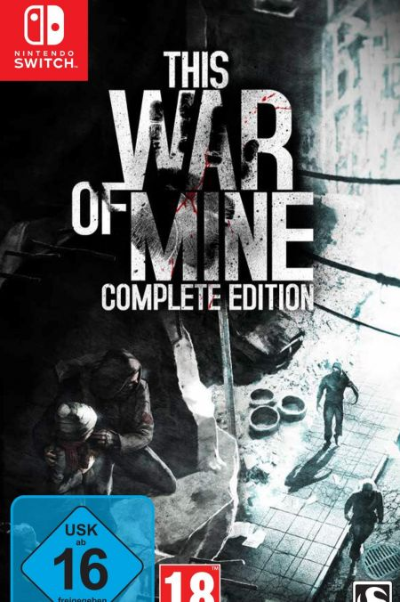 Echanger le jeu The War of Mine - Complete Edition sur Switch