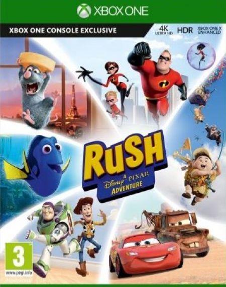 Echanger le jeu Heros - Une Aventure Disney Pixar sur Xbox One
