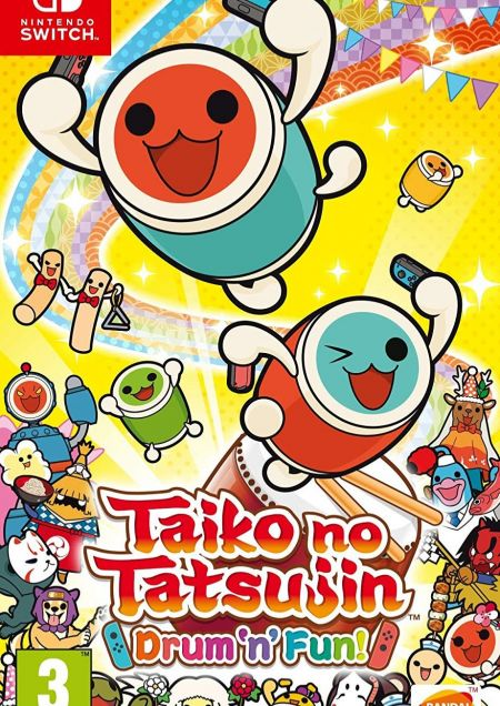 Echanger le jeu Taiko No Tatsujin sur Switch