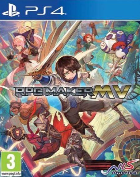 Echanger le jeu RPG Maker MV sur PS4