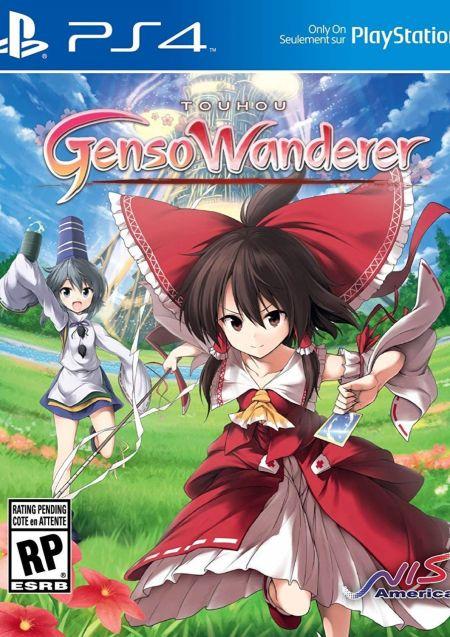Echanger le jeu Touhou Genso Wanderer sur PS4