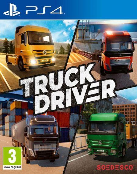 Echanger le jeu Truck Driver sur PS4