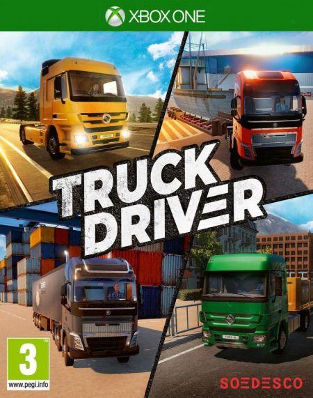 Echanger le jeu Truck Driver sur Xbox One