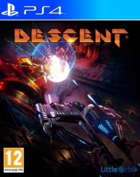 Echanger le jeu Descent sur PS4