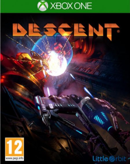 Echanger le jeu Descent sur Xbox One