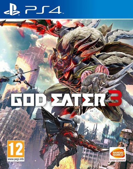 Echanger le jeu God Eater 3 sur PS4