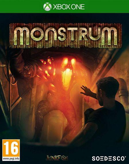 Echanger le jeu Monstrum sur Xbox One