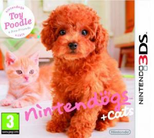 Echanger le jeu Nintendogs + Cats Caniche Toys & ses Nouveaux Amis sur 3DS