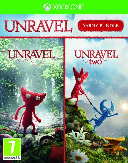 Echanger le jeu Unravel / Unravel Two - Yarny Bundle sur Xbox One