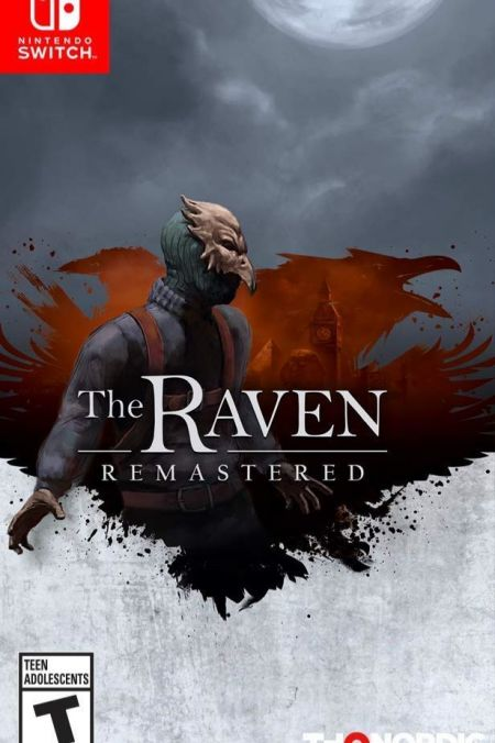 Echanger le jeu The Raven Remastered sur Switch