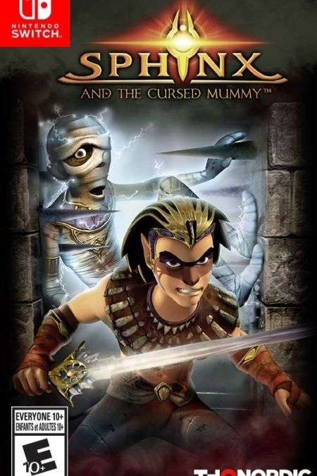 Echanger le jeu Sphinx and the cursed mummy sur Switch