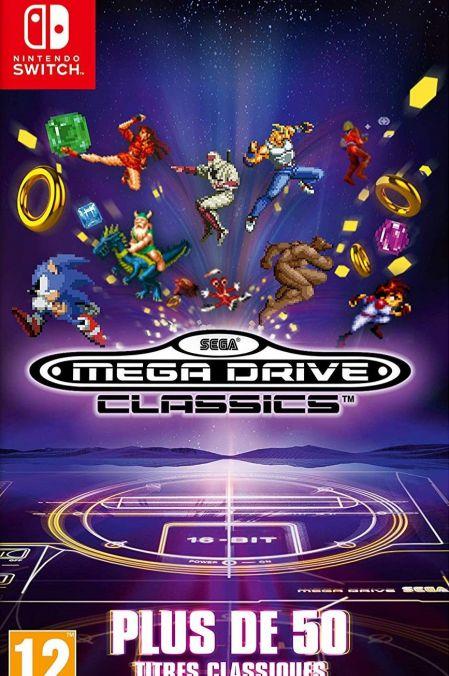 Echanger le jeu Sega Mega Drive Classics sur Switch