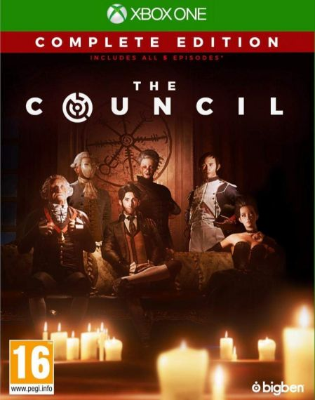 Echanger le jeu The Council sur Xbox One