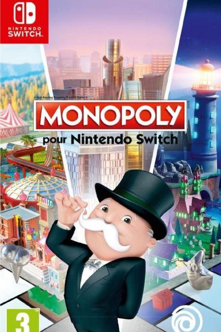 Echanger le jeu Monopoly sur Switch