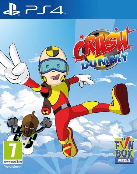 Echanger le jeu Crash Dummy sur PS4