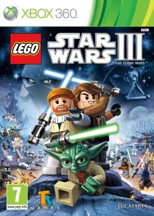 Echanger le jeu LEGO Star Wars 3 : La Guerre des Clones sur Xbox 360