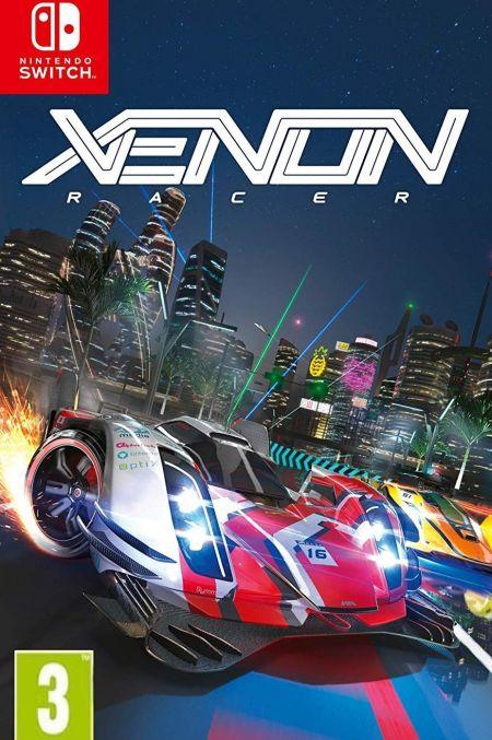 Echanger le jeu Xenon Racer sur Switch