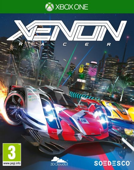 Echanger le jeu Xenon Racer sur Xbox One