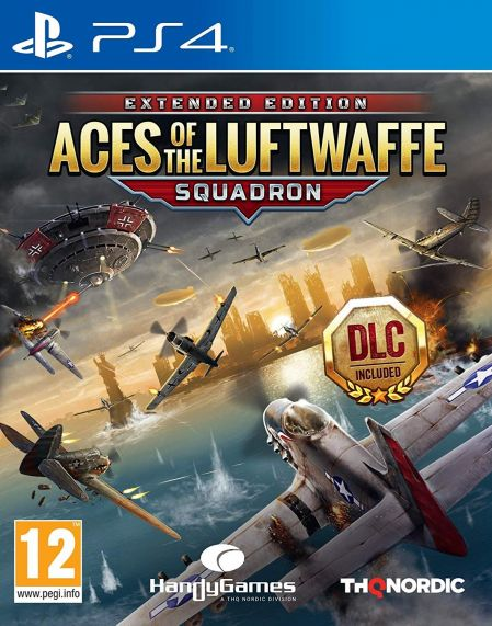 Echanger le jeu Ace of the Luftwaffe Squadron - Extended sur PS4