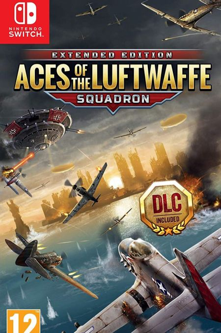 Echanger le jeu Ace of the Luftwaffe Squadron - Extended sur Switch