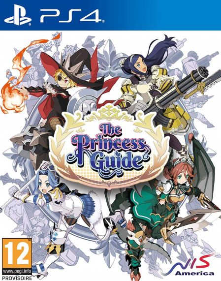 Echanger le jeu The Princess Guide sur PS4
