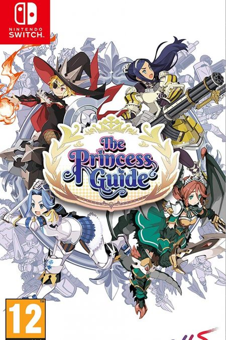 Echanger le jeu The Princess Guide sur Switch