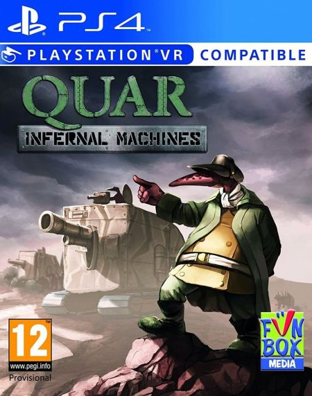Echanger le jeu Quar - Infernal Machines sur PS4