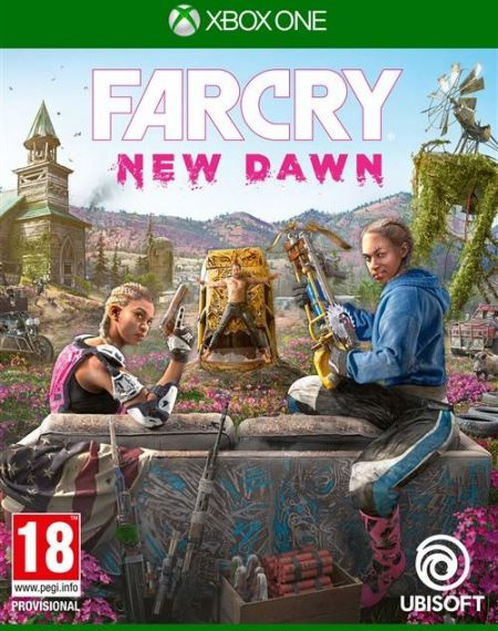 Echanger le jeu Farcry New Dawn sur Xbox One