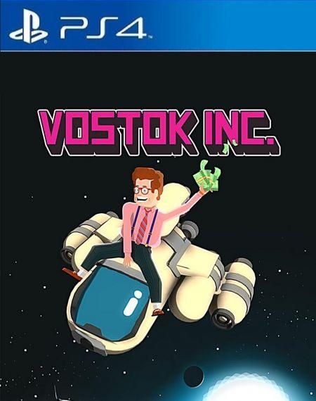 Echanger le jeu Vostok Inc - Takeover Edition sur PS4