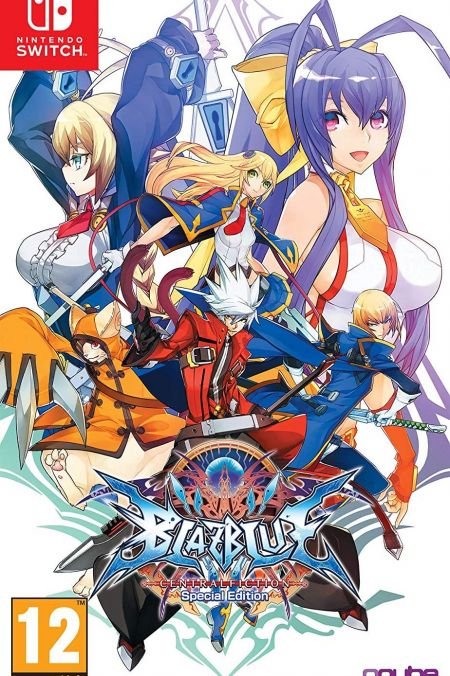 Echanger le jeu Blaz Blue Central Fiction Spécial Edition sur Switch