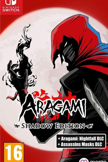 Echanger le jeu Aragami sur Switch