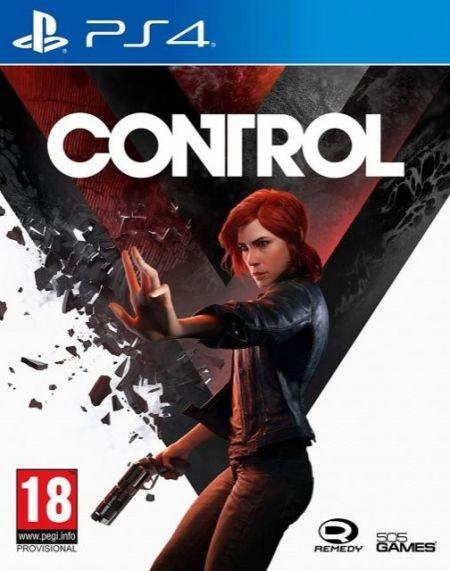 Echanger le jeu Control sur PS4
